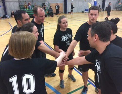 SDA Volleyball Tournament 2016