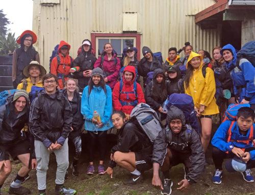Y11 PE Field Hut Tramping