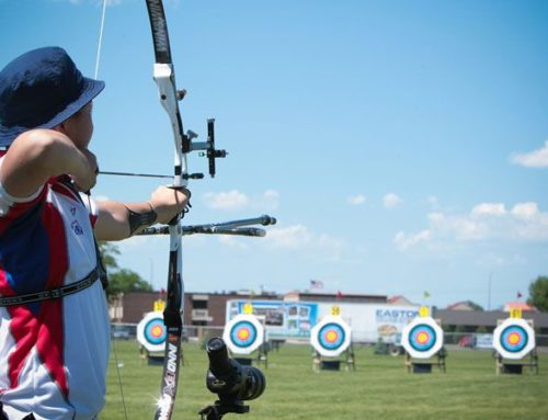 Archery – Term 2