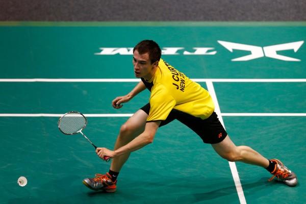Joshua Curry, Badminton Coach