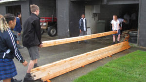 Wood Donation