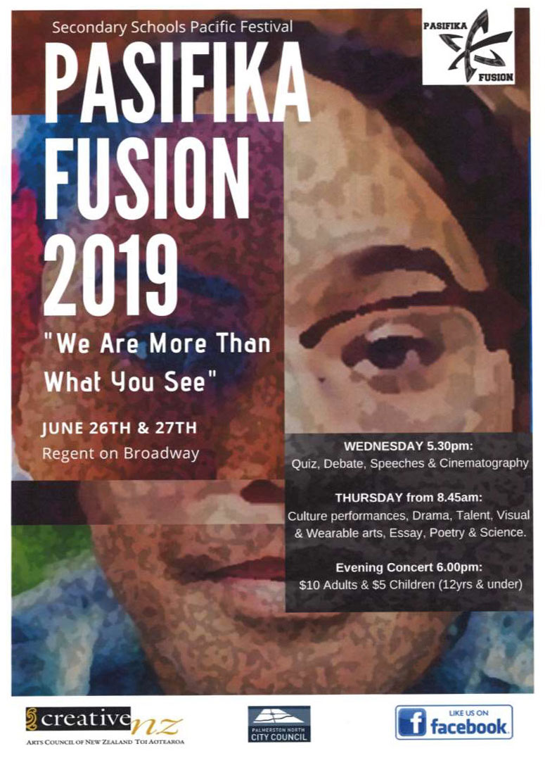 Pasifika Fusion Thursday Night Concert @ Regent on Broadway
