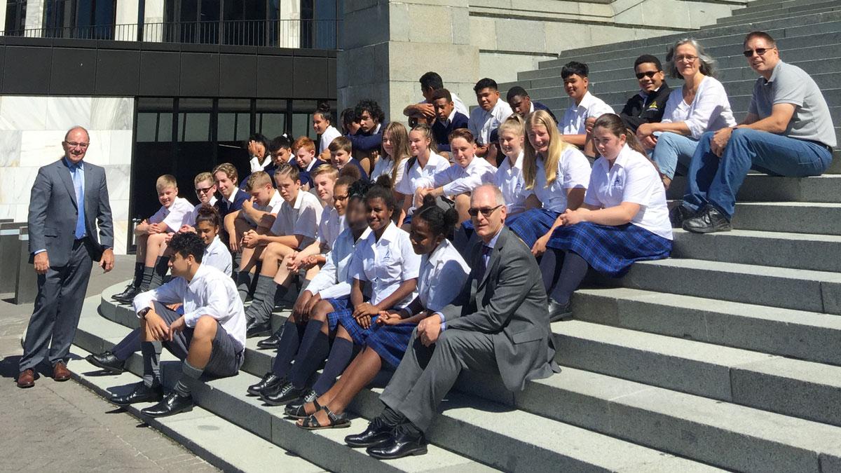 Y10 Parliament Trip