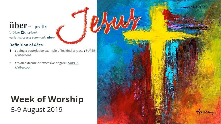 Week of Worship #2