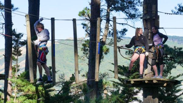 PE Adventure Camp