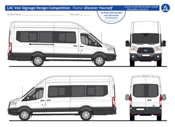 LAC Van Design Compeition